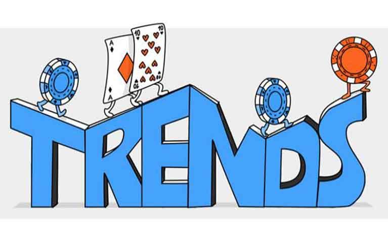 Trends in online casino